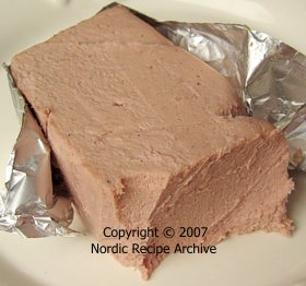 ... liver pâtés are popular Christmas gifts given to friends and